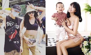 Sao Việt 7/9: Quỳnh Châu gọi Decao là 'chị', Phi Thanh Vân mặc sexy bên con trai