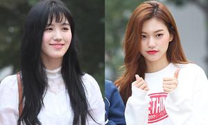Do Yeon đẹp rực rỡ lấn át Xi Yeon, Chae Yeon lộ đùi cơ bắp