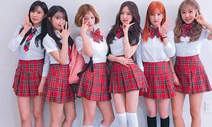 Dàn idol Hàn so độ tươi xinh với đồng phục trong show thực tế hot