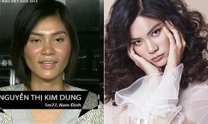 Kim Dung - quán quân chuẩn mô típ 'vịt hóa thiên nga' của Next Top