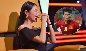 Thủy Tiên phản pháo khi Công Vinh bị 'nói xấu' trên sóng truyền hình
