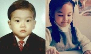 Quiz: Đố bạn nhận ra idol Hàn qua ảnh thuở bé