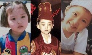 Quiz: Nhận dạng idol Hàn qua ảnh thuở bé (2)