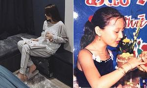 Sao Việt 13/9: Kỳ Duyên khoe phòng ngủ sang trọng, Bảo Anh tự tin xinh từ bé