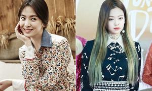 5 mỹ nhân Hàn xứng danh 'yêu nữ hàng hiệu' của Kbiz