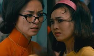 Lan Ngọc bị Ngô Thanh Vân tát 'nổ đom đóm mắt' trong phim