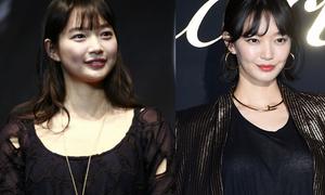 Bạn gái Woo Bin khiến fan choáng váng vì hình ảnh béo múp