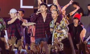Soobin Hoàng Sơn 'bắn' rap ngầu với hội anh em underground