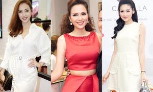 Dàn Hoa hậu, Á hậu đình đám đọ sắc trong sự kiện