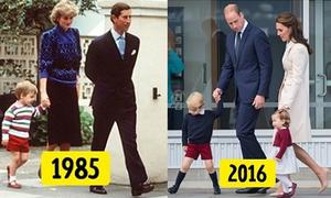 9 luật lệ khác thường của gia đình Hoàng gia Anh