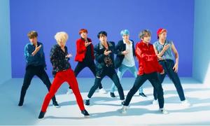 'Cơn bão' BTS xô đổ loạt kỷ lục của Kpop