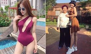 Sao Việt 19/9: Diệp Lâm Anh khoe body như tranh vẽ, Bảo Thanh mix đồ 'cọc cạch'