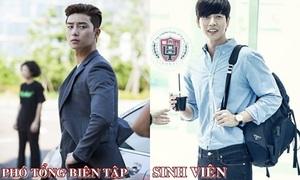 Hình mẫu người yêu trong mộng của 'mọt phim Hàn' là ai?