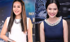 Hoa hậu Ngô Phương Lan, Thu Thủy tái xuất sau nhiều năm rời showbiz