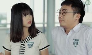 Loạt clip phim 'Cấp 3' triệu view của đạo diễn 9x Ginô Tống