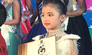 Vẻ đáng yêu của cô nhóc 5 tuổi người Việt vừa được phong 'Công chúa châu Á'