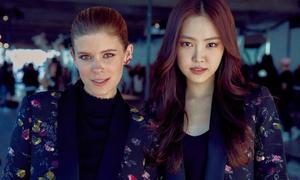 Jessica, Chan Yeol tỏa sáng ở tuần lễ thời trang thế giới