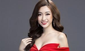 Bất ngờ dẫn đầu bình chọn Hoa hậu Thế giới 2017, Mỹ Linh tung bộ ảnh ngực đầy quyến rũ