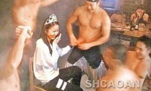 Giữa tâm bão scandal, Lâm Tâm Như lại bị khui ảnh 'nóng' với vũ công thoát y