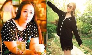 'Cô gái mập xinh nhất Trung Quốc' giảm 36 kg sau khi bị bạn trai bỏ