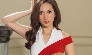 'Bánh bèo hai mặt' phim 'Chiến dịch chống ế' diện váy bó khoe đường cong
