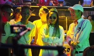 Kimmese quẩy 'bung nóc' với hội bạn thân underground trong MV hip hop