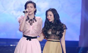 Hà Hồ - Lệ Quyên lần đầu đứng chung sân khấu sau thời gian 'giận hờn'