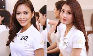 Lộ diện 10 nhan sắc tiếp theo cùng Mâu Thủy vào Bán kết Hoa hậu Hoàn vũ