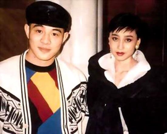 Lý Liên Kiệt và Lợi Trí kết hôn năm 1999 sau gần 10 năm hẹn hò