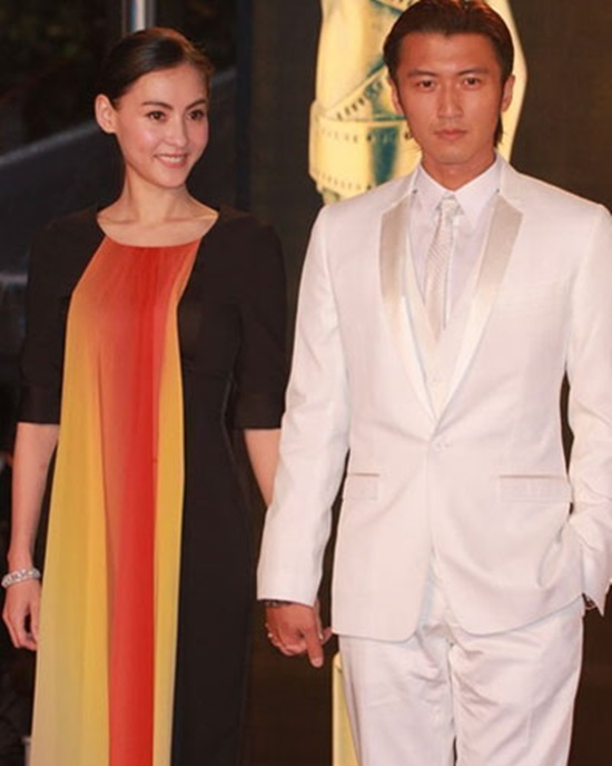 Trương Bá Chi - Tạ Đình Phong từng là cặp đôi đẹp của xứ Cảng Thơm