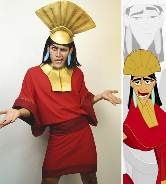 Hoàng đế Kuzco