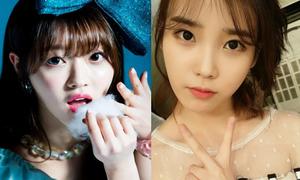 4 mỹ nữ Kpop nổi tiếng với đôi bàn tay nhỏ xíu
