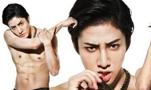Không thể rời mắt khỏi anh chàng đẹp 'ăn đứt Lee Min Ho' phiên bản Thái Lan