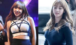 6 idol nữ có vòng một quyến rũ nhất Kpop