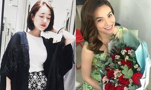 Sao Việt 28/9: Nhã Phương hy sinh tóc dài, Hà Hồ kỷ niệm 3 tháng yêu Kim Lý