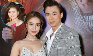 Hồ Việt Trung giải thích nghi vấn tình cảm với Lilly Luta trước mặt bạn gái