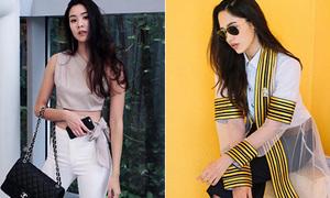 Dàn hot girl sành điệu ở ngôi trường danh giá bậc nhất Thái Lan