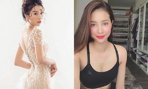 Sao Việt 29/9: Quỳnh Anh Shyn khoe lưng ong nuột nà, Phạm Hương tiết lộ 'kho' giày đồ sộ
