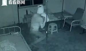 Tên trộm khổ nhục: Biến đầu thành cuộn giấy toilet