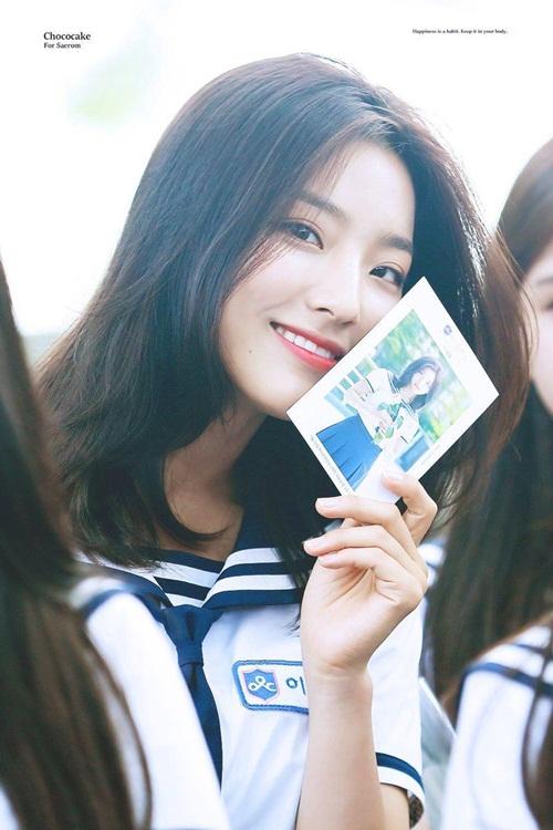 9-idol-nu-duoc-debut-thong-qua-cuoc-thi-chi-nhin-mat-khong-xet-tai-nang-4