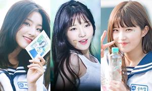 9 idol nữ được debut thông qua cuộc thi 'chỉ nhìn mặt, không xét tài năng'