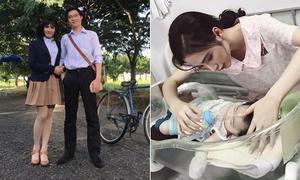 Sao Việt 30/9: Angela Phương Trinh 'hạ sinh' em bé, Huỳnh Lập hóa 'em gái mưa'