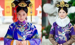 Phim cổ trang Trung Quốc tiết kiệm, toàn cho diễn viên mặc chung đồ
