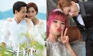 4 đám cưới Vbiz được mong đợi nhất cuối 2017