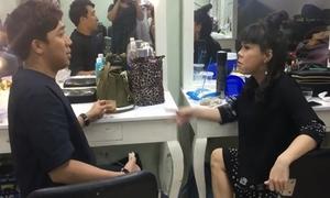 Việt Hương 'chửi' Trấn Thành như con đẻ hút triệu lượt xem