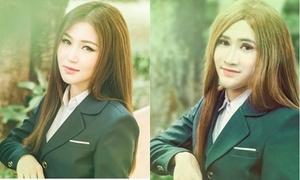 Huỳnh Lập nhái 'Em gái mưa' của Hương Tràm giống từng chi tiết