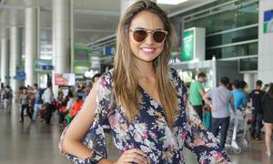 Hoa hậu các nước đổ xô về Việt Nam chuẩn bị 'Miss Grand International 2017'