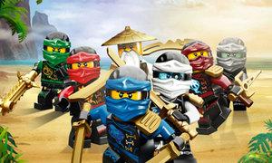10 phần quà dành cho khán giả may mắn nhất với 'The Lego Ninjago'