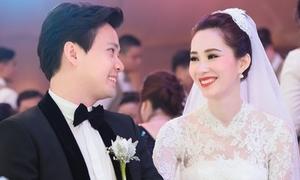 Những điều làm nên cổ tích trong đám cưới của Thu Thảo