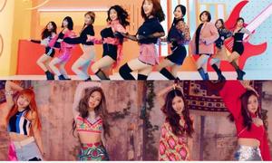 Vừa tung MV mới, Twice bị tố 'bắt chước' vũ đạo của Black Pink